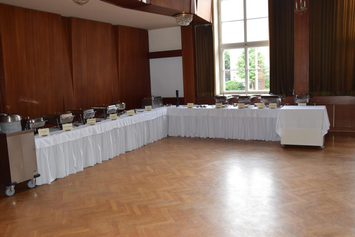 Festsaal Buffet
