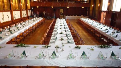 Hochzeit Festsaal