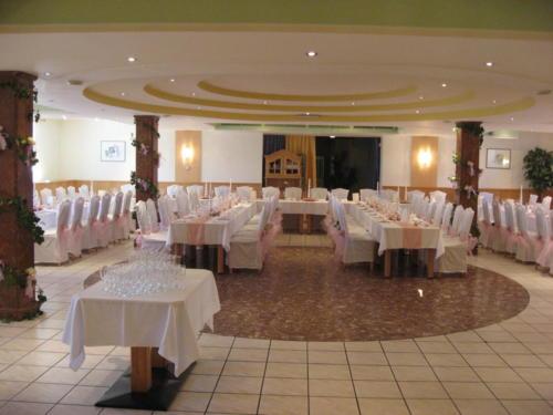 Hochzeit kleiner Saal